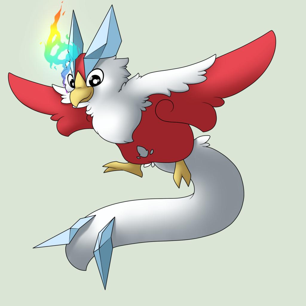 Mega Delibird by xFoxblaze.deviantart.com on @DeviantArt | Pokemon …
