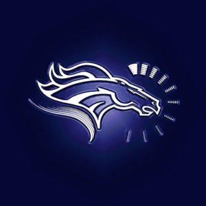 download Denver Broncos Logo Patch #10288) wallpaper – wallatar.com