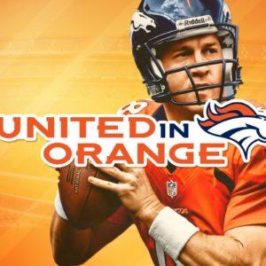 download Denver Broncos Logo HD Wallpaper | Wallpaper Download
