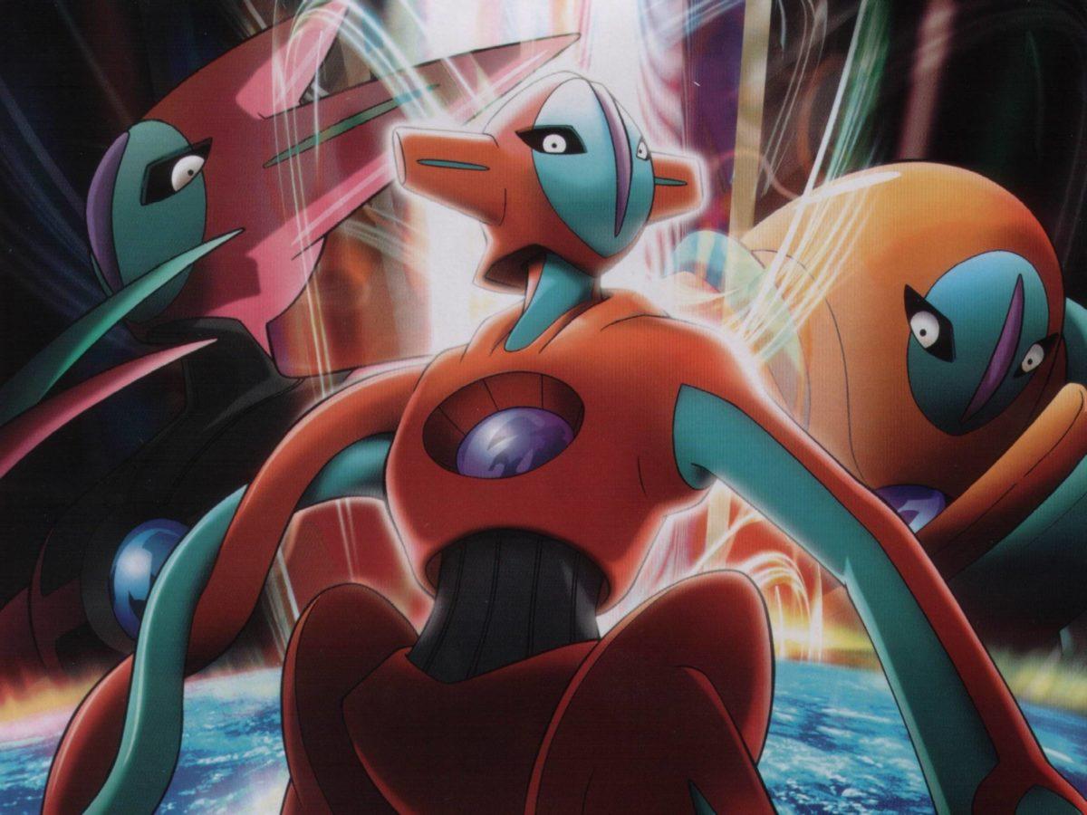Cartoon Excellence – Pokemon: Destiny Deoxys
