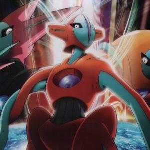download Cartoon Excellence – Pokemon: Destiny Deoxys