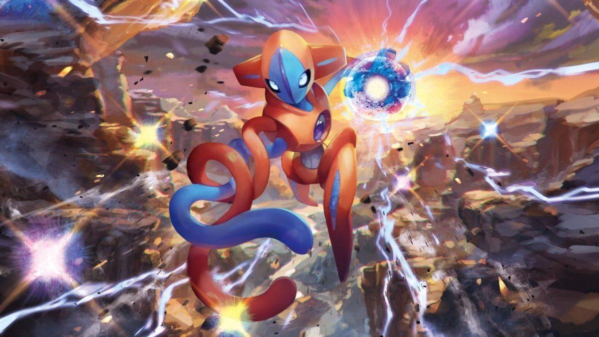 Deoxys Pokemon 940801 – WallDevil