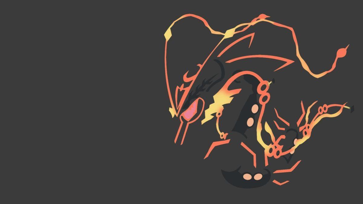 Mega Rayquaza HD Wallpaper (76+ images)