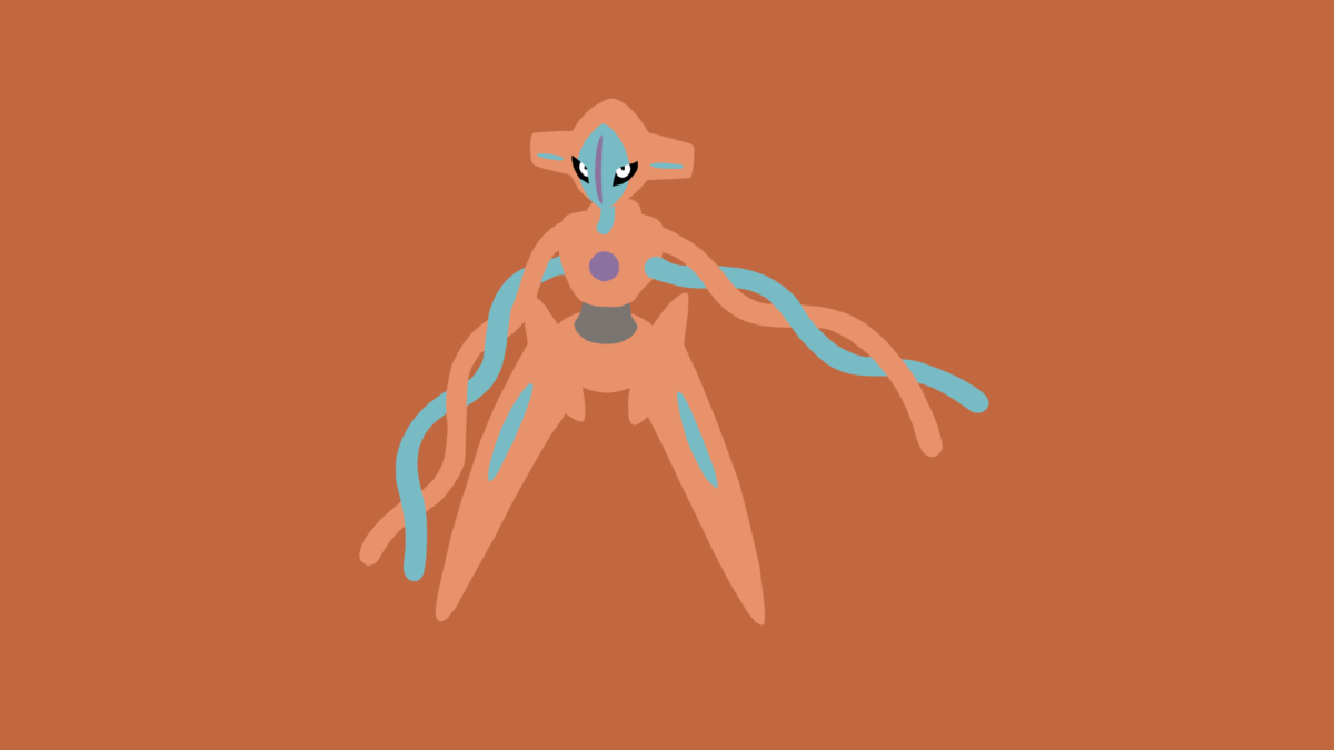 Deoxys HD Wallpapers