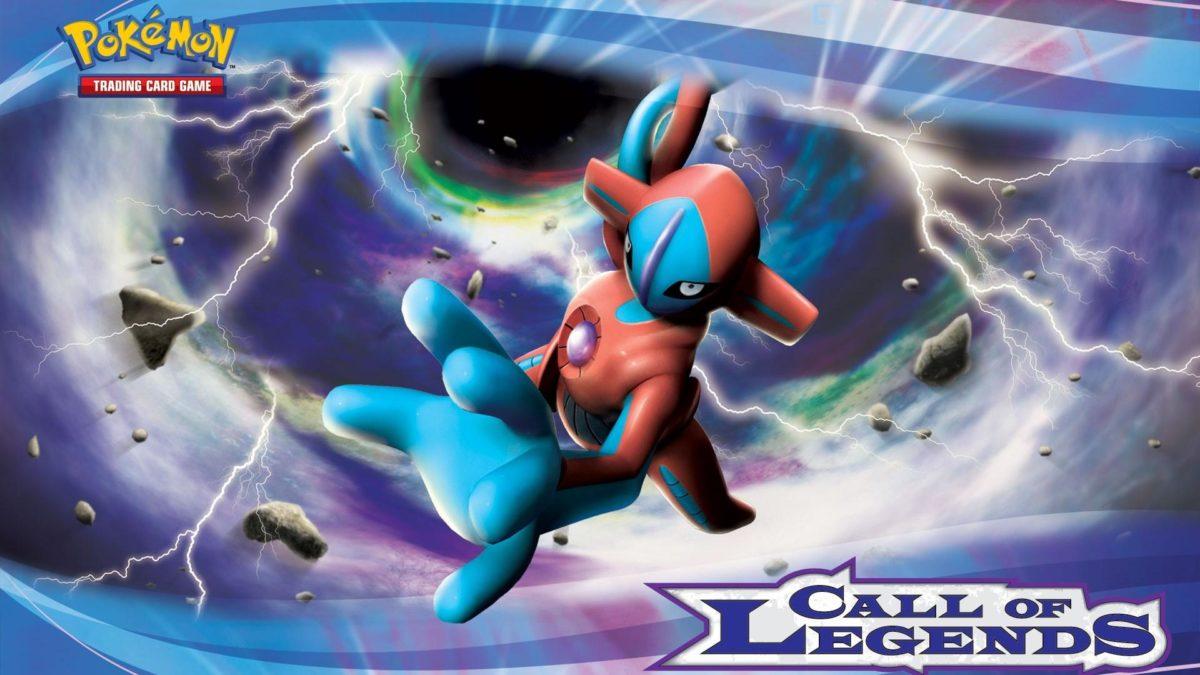 Pokemon deoxys wallpaper | (23084)