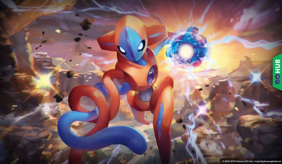 Deoxys | Pokemon GO Hub