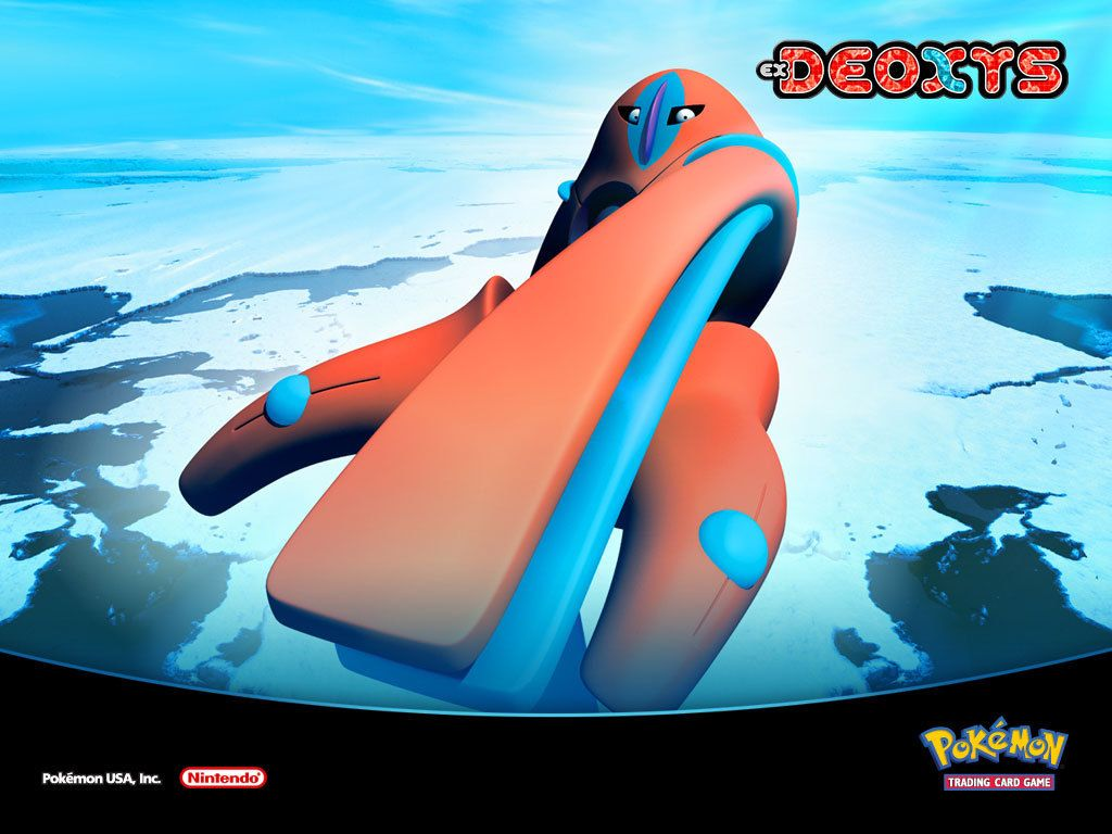 Deoxys images Deoxys HD wallpaper and background photos (14989443)