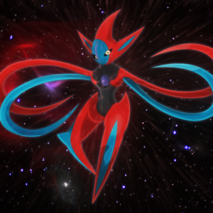 download cosmic virus, deoxys by Elsdrake on DeviantArt