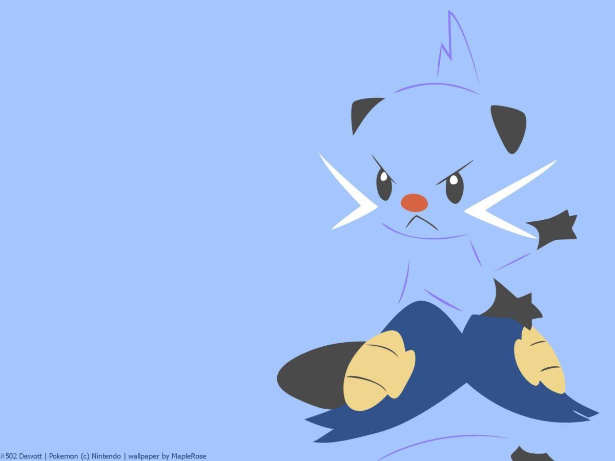 502 Dewott   Pokémon, Pokemon starters and Type pokemon