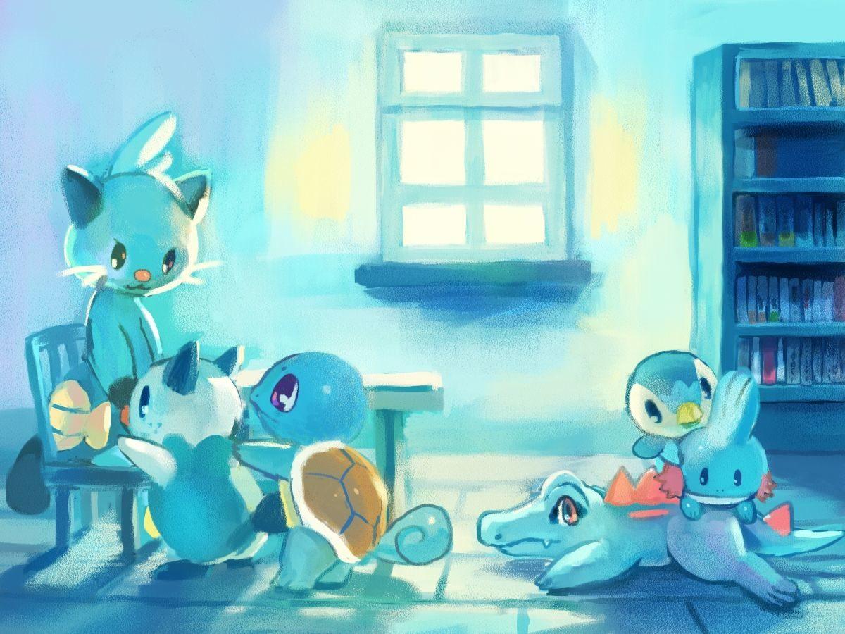 Dewott – Pokémon – Zerochan Anime Image Board