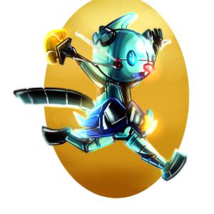 download Robot Dewott | Pokémon | Know Your Meme
