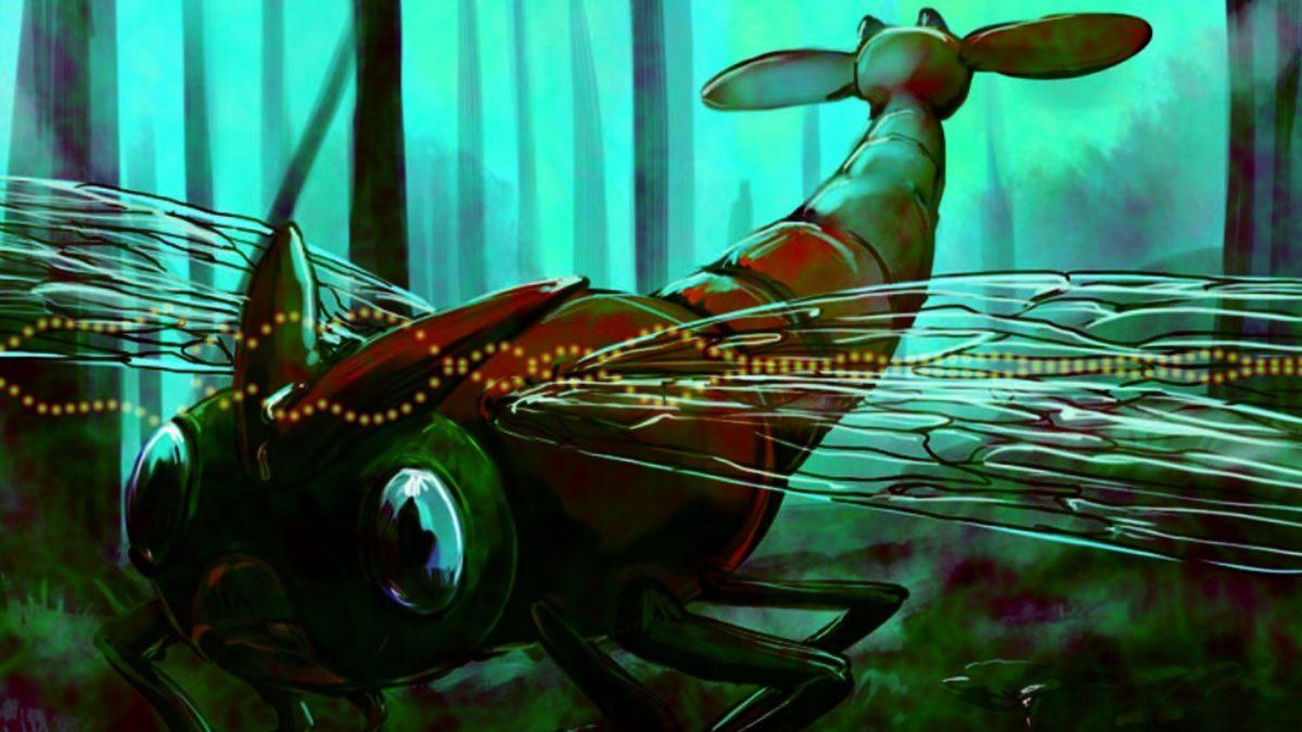 Pokémon D/P/Pt Remix: Great Marsh [Safari Zone] (Dexicon: Yanma …