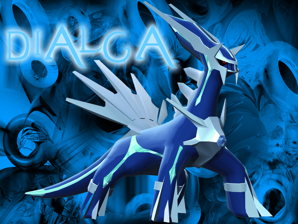 Dialga Pokemon – Hd Wallpapers