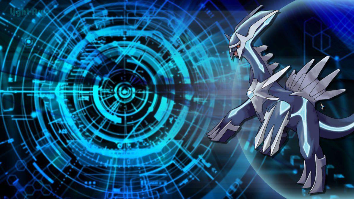 Dialga – Pokemon Diamond by Light-Arya on DeviantArt