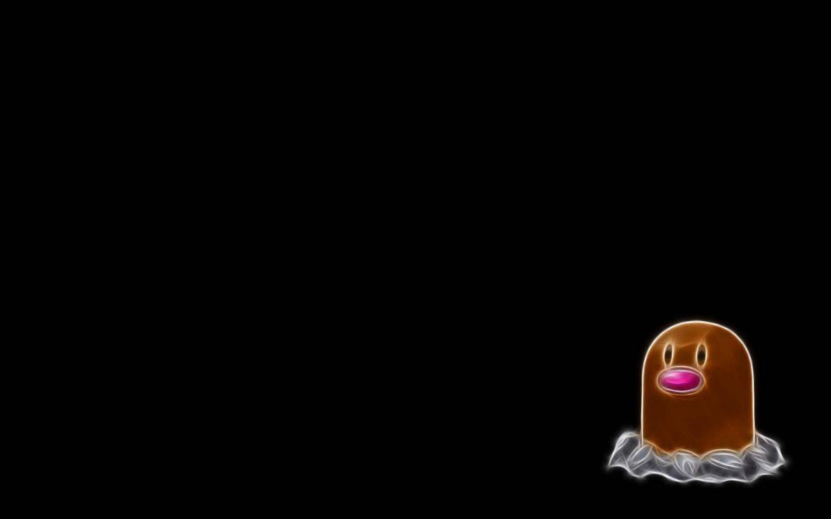 Diglett Pokemon – WallDevil