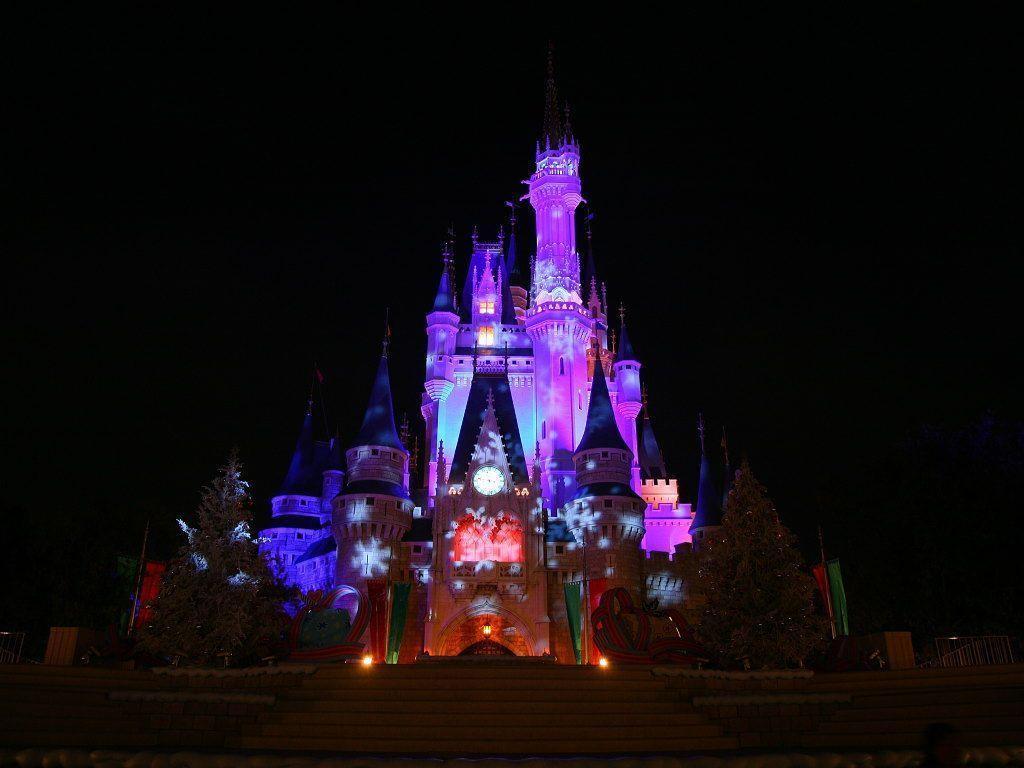 Disney castle Wallpapers – HD Wallpapers 16951