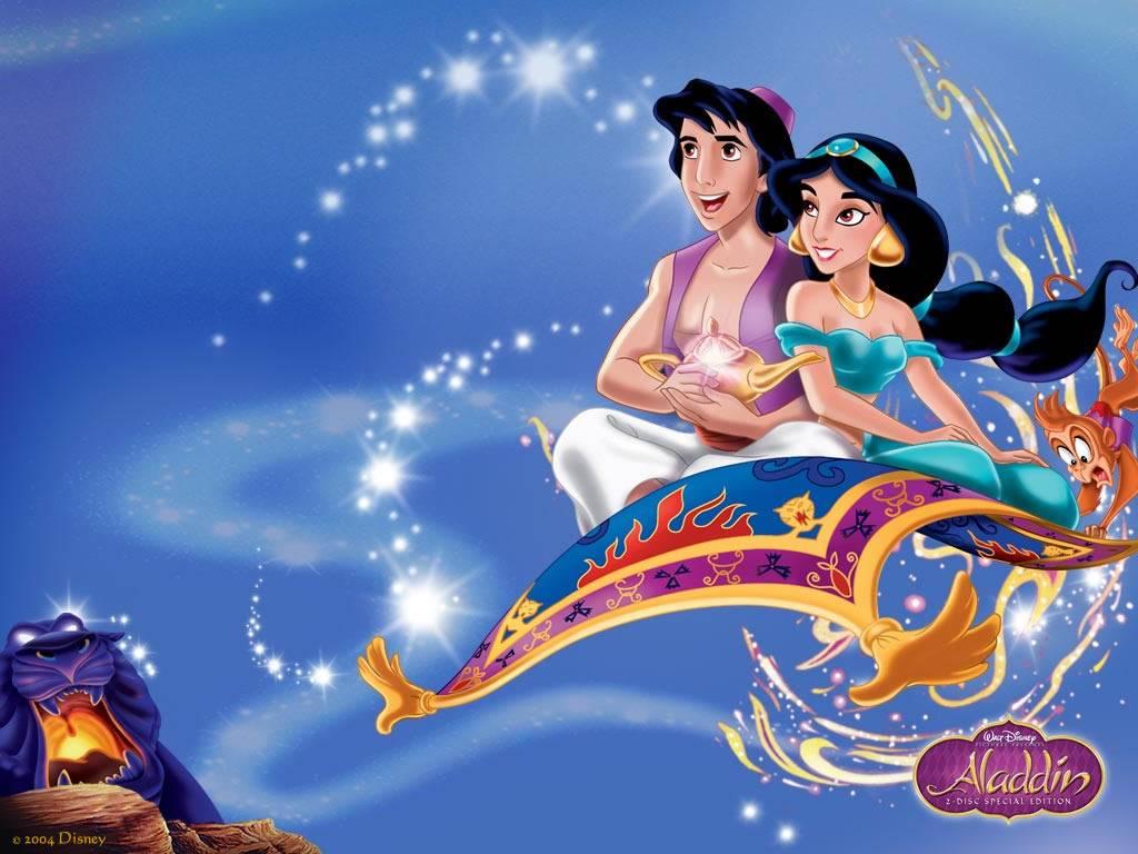Aladin HD Wallpaper – Disney Wallpaper