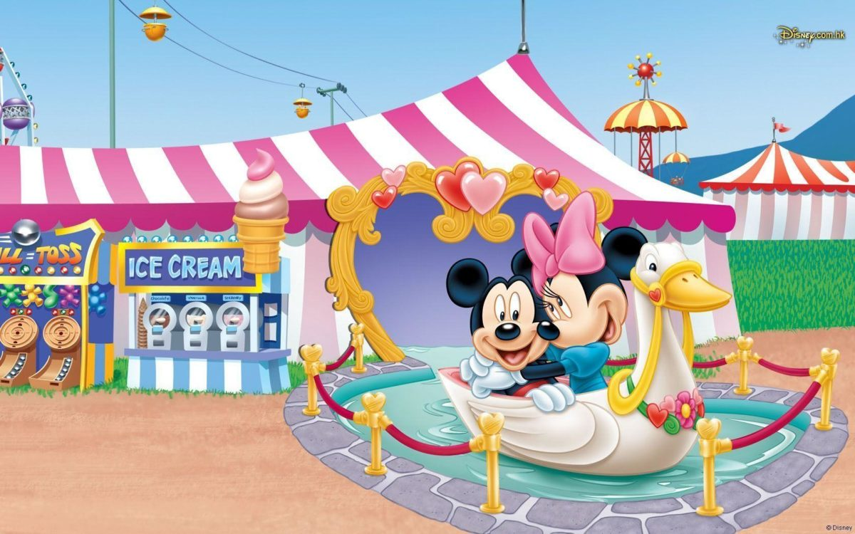 Disney Cartoon Wallpaper HD