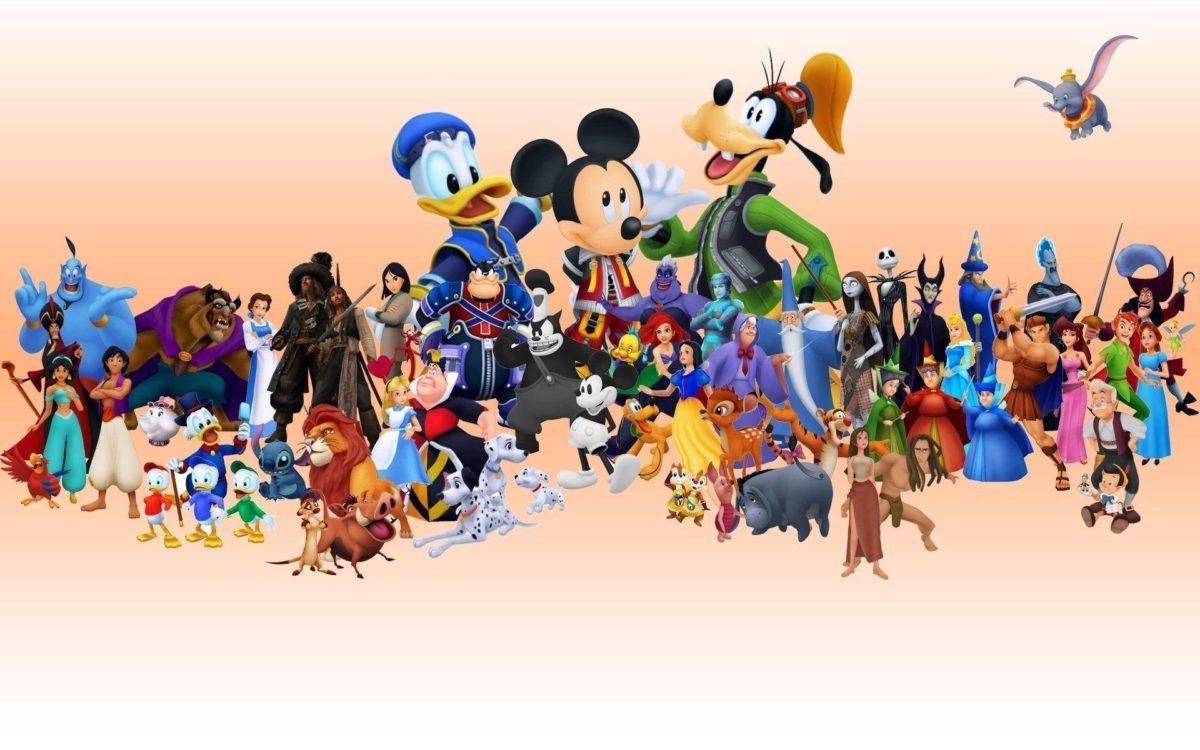 Walt Disney Characters Pictures HD Wallpaper #10695 Wallpaper …