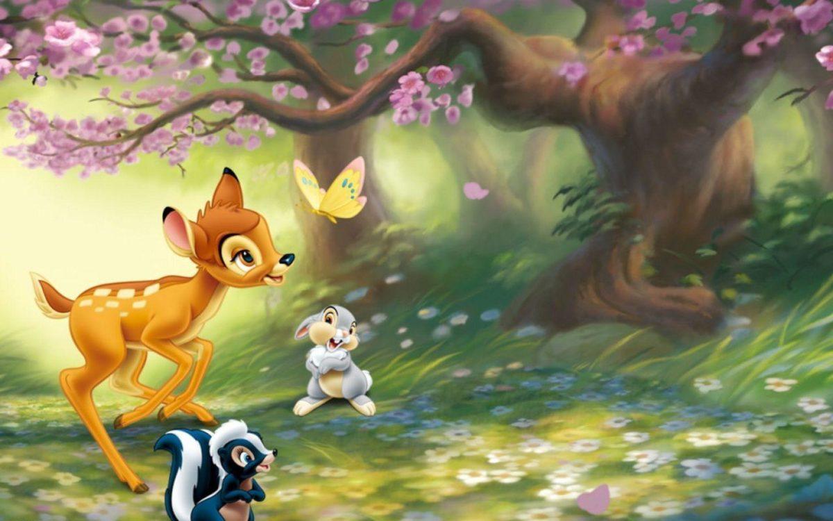 Download Bambi Disney Wallpaper 1920×1200 | Wallpoper #312719