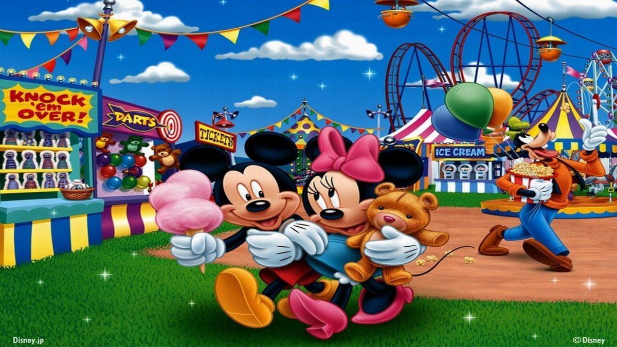 Wallpapers For > Disney Kids Wallpaper