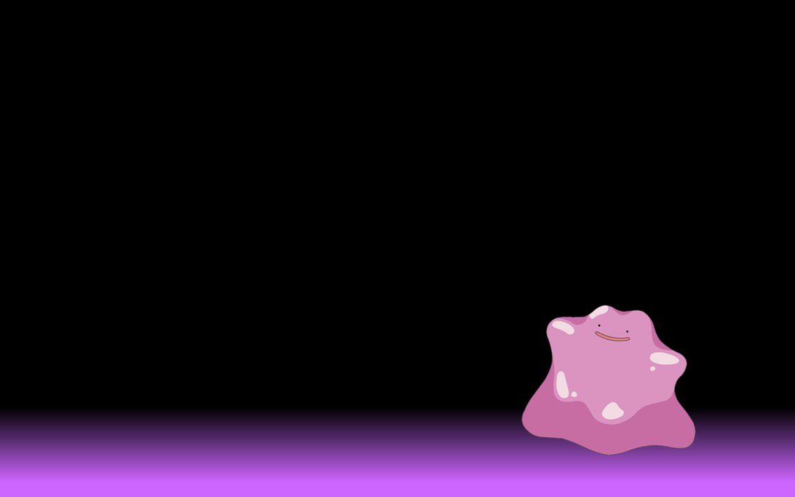 Ditto Pokemon Wallpaper by NatuTorchic on DeviantArt