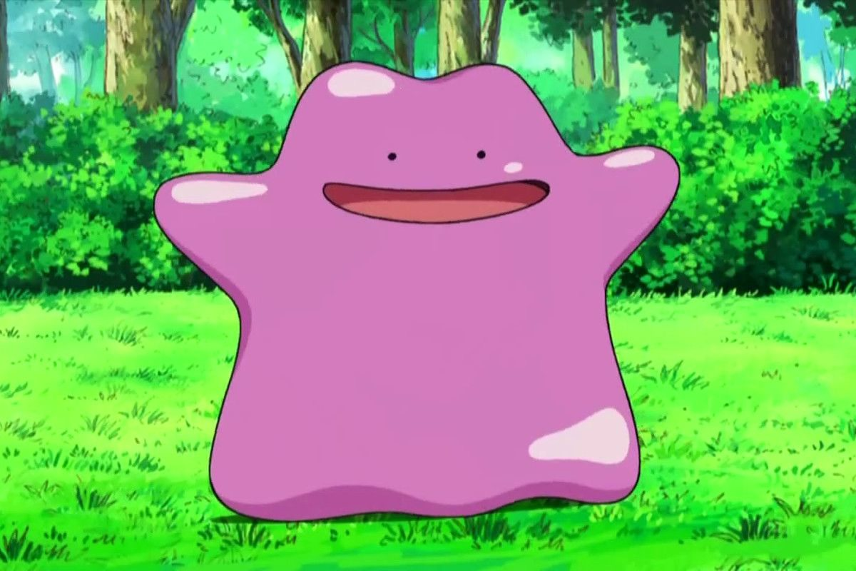 Ditto is now available in Pokémon Go (update) – Polygon