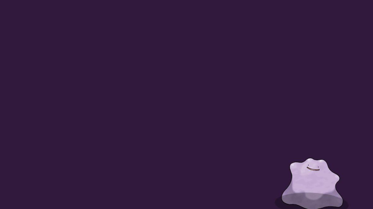pokemon minimalistic ditto #488084
