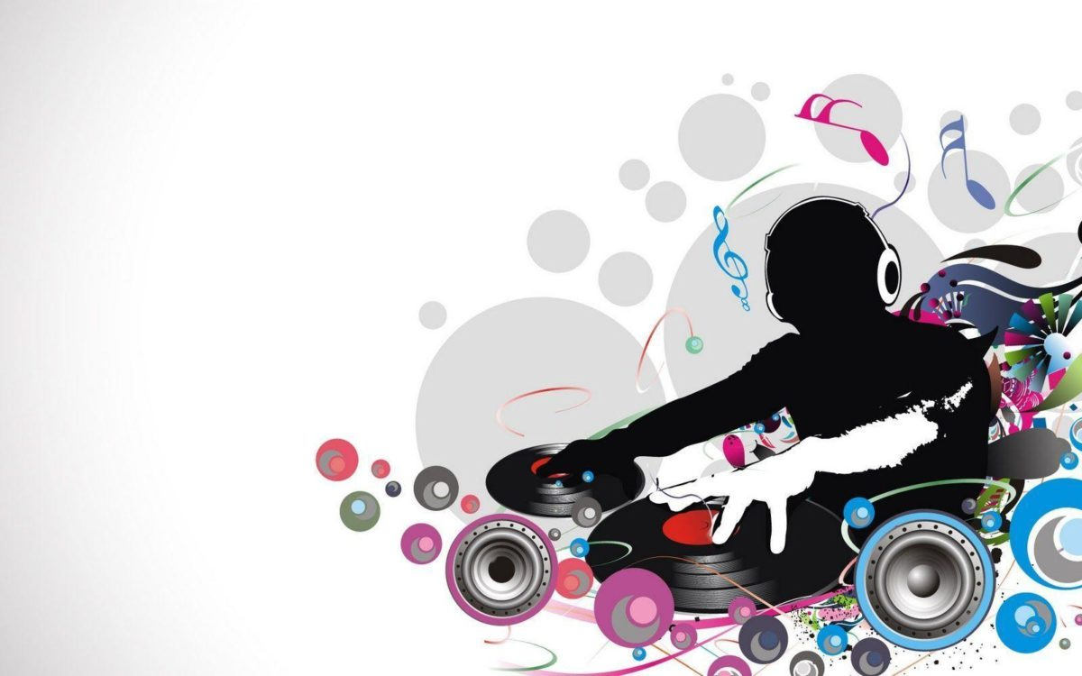 Abstract Colorful DJ Life Graphic Wallpaper | Abstract Graphic …