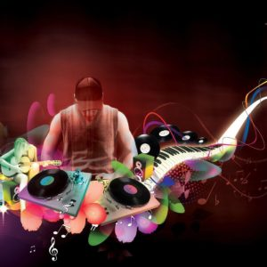 download Wallpapers For > Abstract Dj Wallpaper Hd