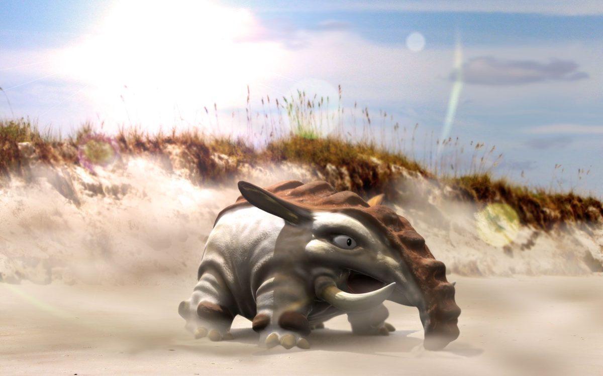 Pokemon Wallpaper – Donphan |