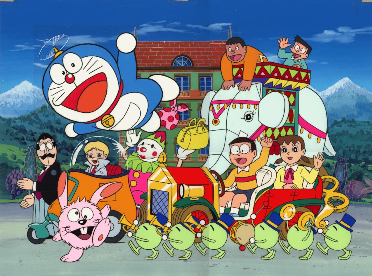 Doraemon wallpaper | Wallpapers Zoo