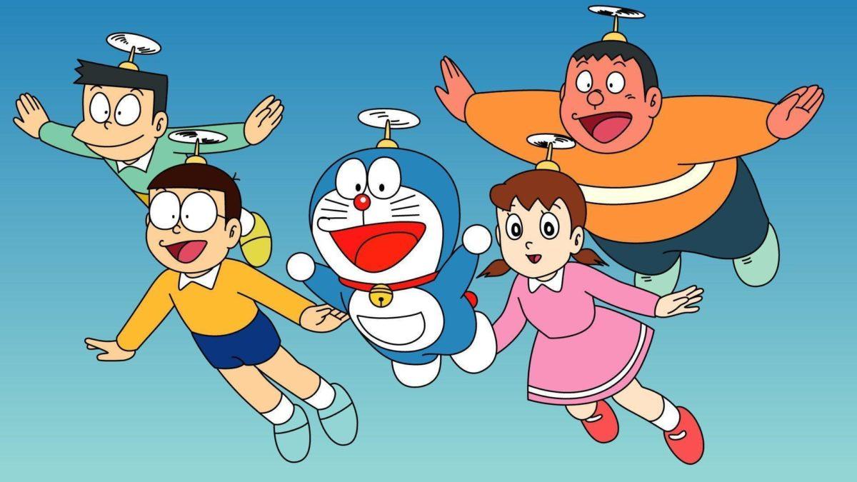 Doraemon And Friends Wallpaper | Wallpaper HD | Best Wallpaper …