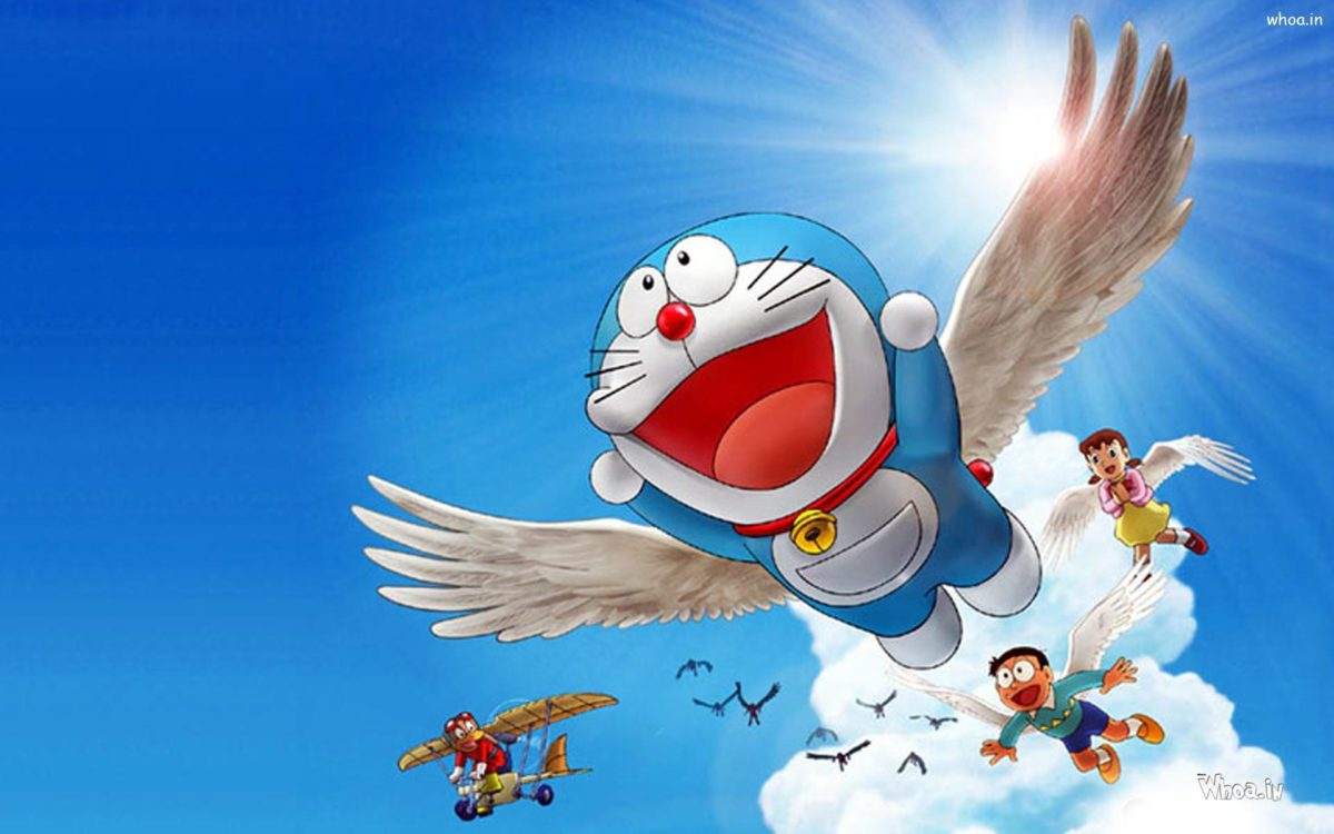 Doraemon Cartoon Images And Wallpapers Full HD Images