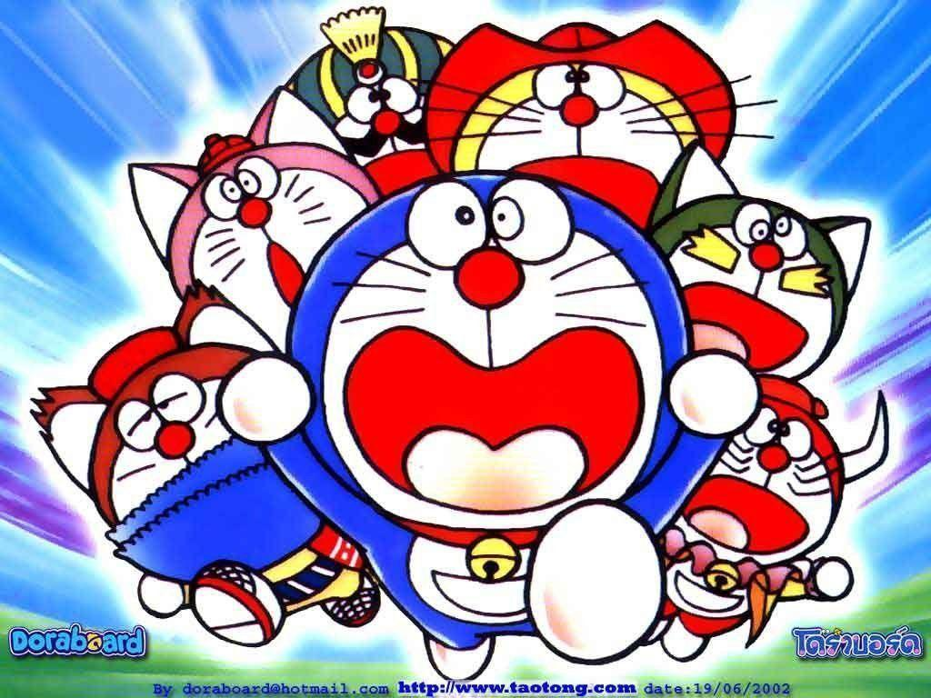 Cute Doraemon Cartoon Character Image | ardiwallpaper.