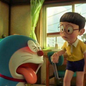 download Doraemon Stand By Me 3D Image Wallpaper Desktop Backgrounds Free