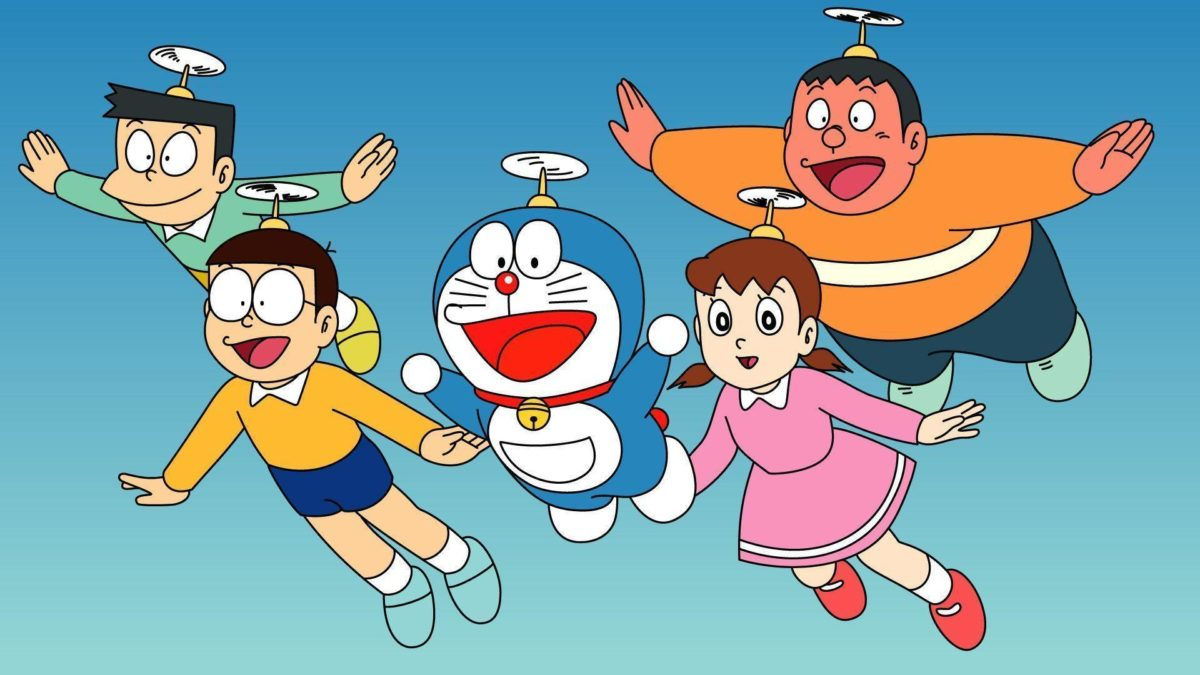 Doraemon And Friends Wallpapers 2015 – Wallpaper Cave