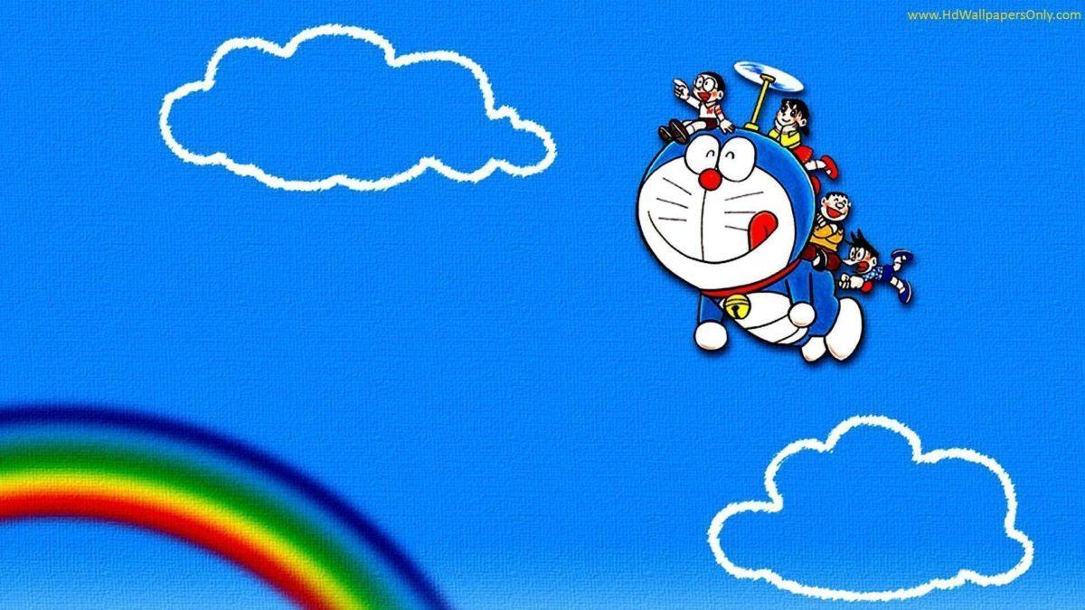 Doraemon With Nobita | walluck.