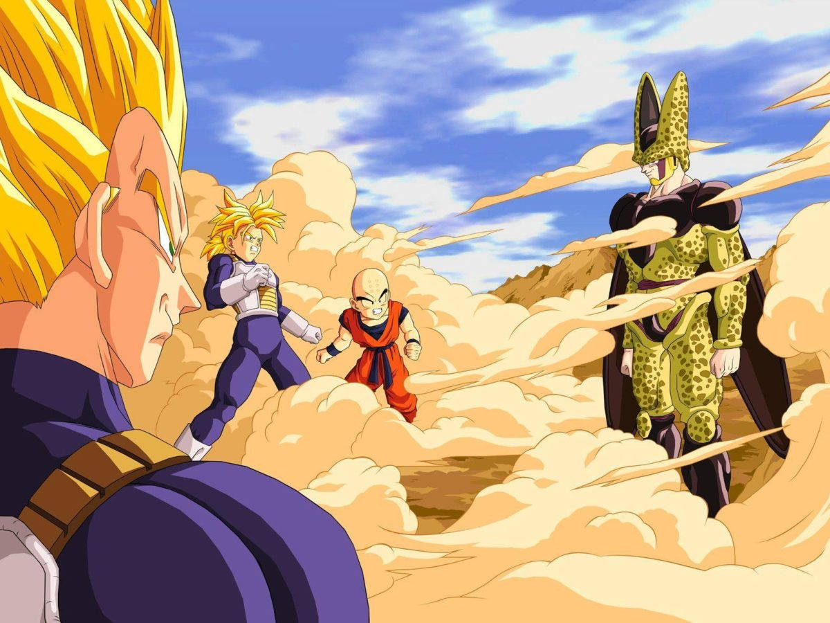 Goku Dragon Ball Z Wallpaper HD Free | Cartoons Images