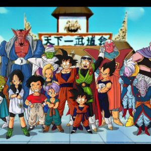 download Wallpapers HD: Dragon Ball, Gt, Z, Full HD Wallpapers