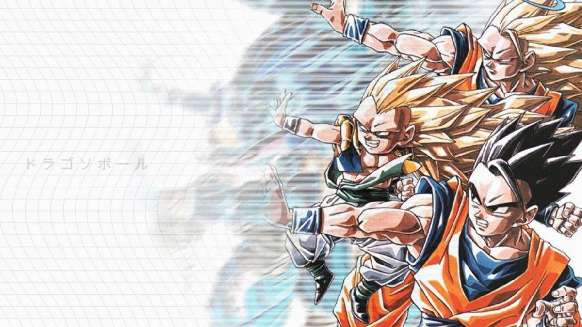 Dragon Ball Z Hd Wallpapers 1080p