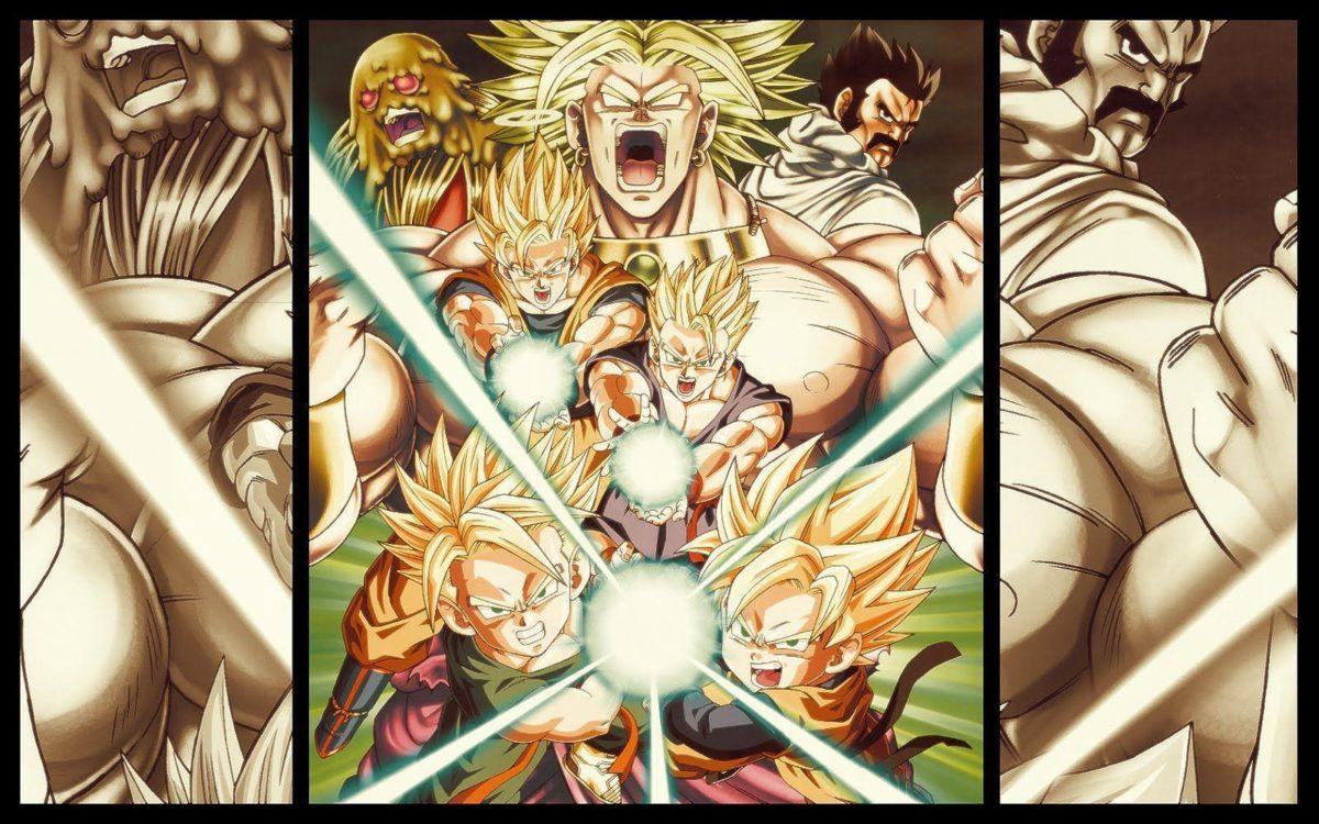 Dragon Ball Z Desktop Backgrounds | Cartoons Images