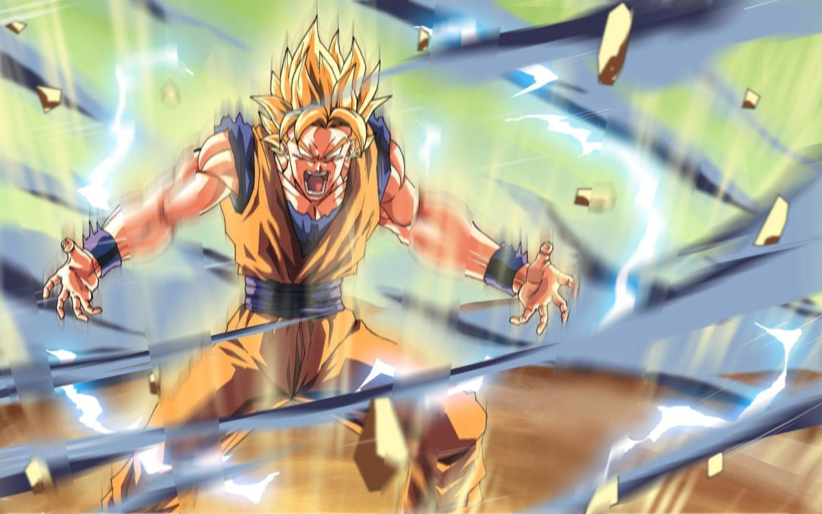 Dragon Ball Z HD wallpapers for your desktop