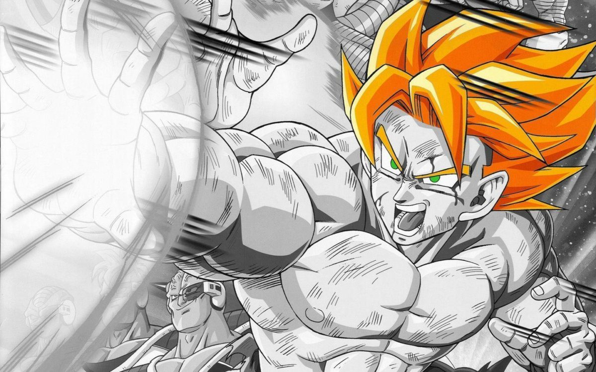 Dragon Ball Z HD Wallpapers | HD Wallpapers 360