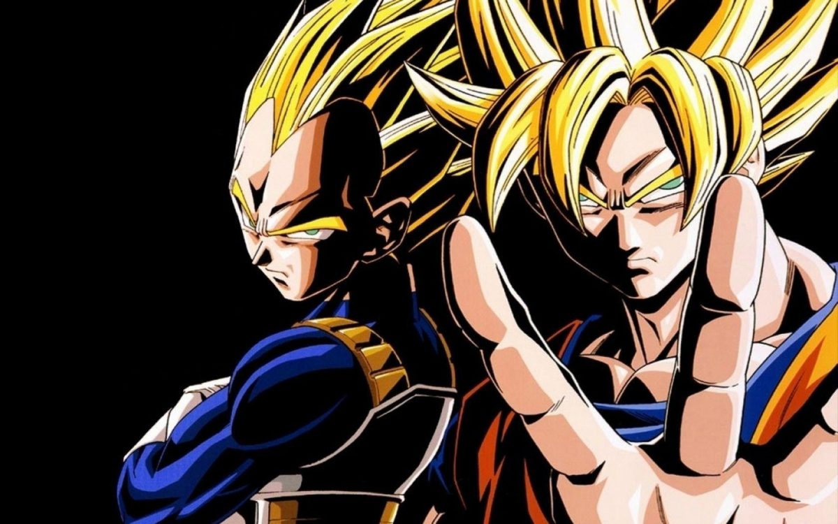 Wallpapers For > Awesome Dragon Ball Z Backgrounds