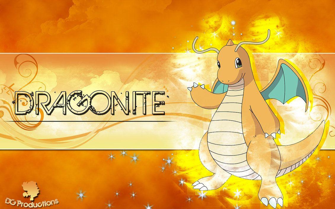 Dragonite Wallpaper by demoncloud on DeviantArt