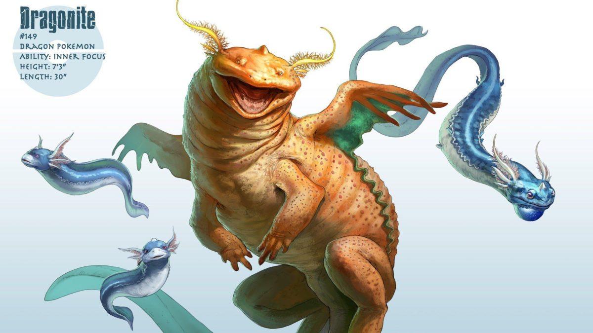 Dragonite – Pokemon 935509 – WallDevil