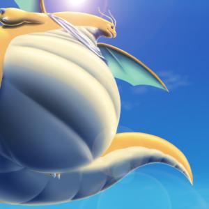 download Pear Dragonite — Weasyl