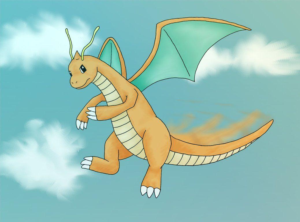 Dragonite by artisticpuppy on DeviantArt
