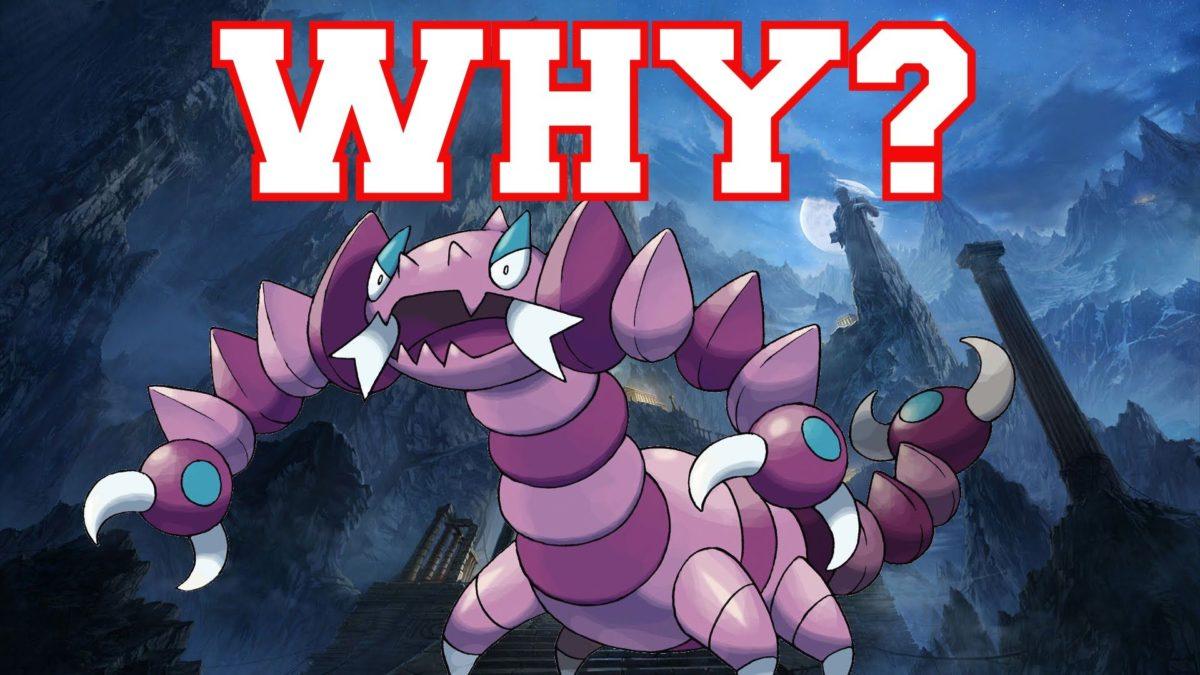 Why Mega Evolve? #173 Drapion – YouTube